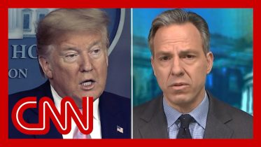 Jake Tapper to Trump: This requires a plan. Do you have one? 6