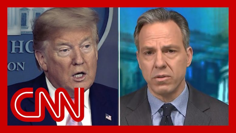 Jake Tapper to Trump: This requires a plan. Do you have one? 1