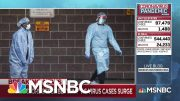 New York City hospitals on the front lines of coronavirus | Deadline | MSNBC 5