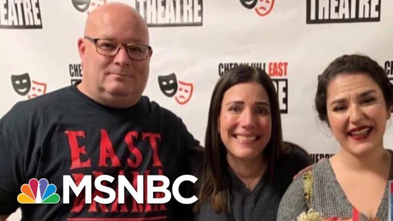 Wife Of Coronavirus Patient Makes Plea For Blood Plasma Donations | Morning Joe | MSNBC 1