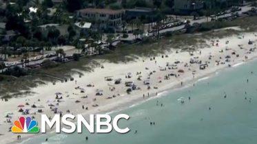 Despite Case Surge, Florida Gov. Resists Stay-At-Home Order | Morning Joe | MSNBC 6