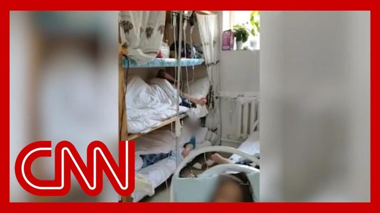 Images emerge from inside Russian hospital 1