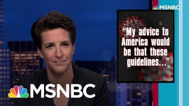 Maddow: Lack Of US National Coronavirus Policy Is Insane. And Fatal. | Rachel Maddow | MSNBC 6