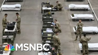 Citizens, Local Officials 'Begging' For Stronger Federal Government Response On COVID-19 | MSNBC 6