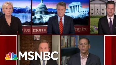 Joe: There Can't Be A Patchwork Approach To A Pandemic | Morning Joe | MSNBC 6