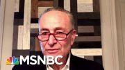 Sen. Chuck Schumer Calls For 'Military Czar' To Handle Supplies | Morning Joe | MSNBC 5