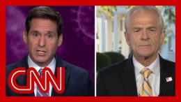 Berman to Navarro: Why are you qualified to weigh in on coronavirus treatments? 8