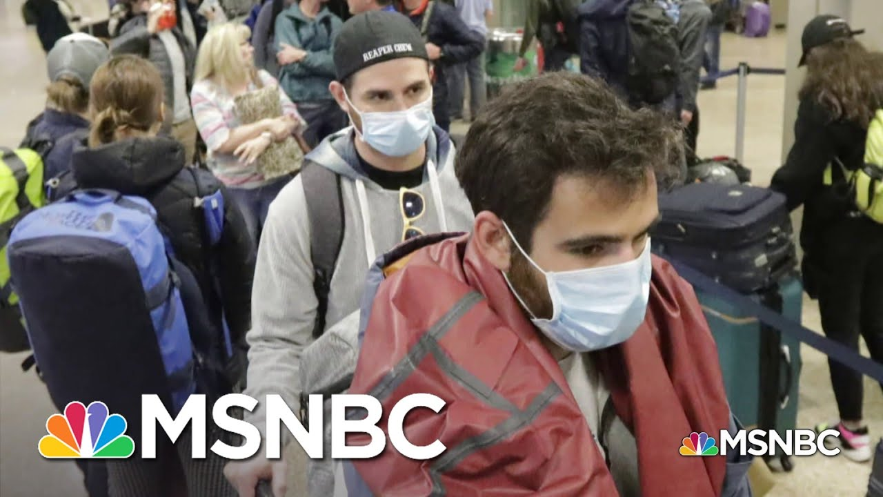 How Combating Coronavirus Myths Can Save Your Life   The Beat with Ari   MSNBC 8