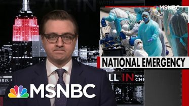 Chris Hayes: The Pandemic Is Coming For Every State   All In   MSNBC 10