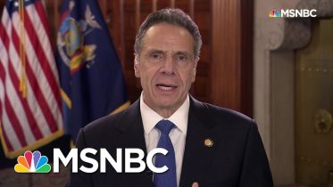 Cuomo: Coronavirus Crisis 'Truly Frightening,' 'Didn't Have To Be' | Rachel Maddow | MSNBC 5