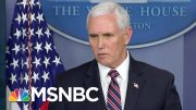 Fact-Checking The Claims Made At Thursday's Coronavirus Briefing - Day That Was | MSNBC 4