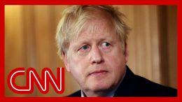 Boris Johnson in intensive care with Covid-19 5