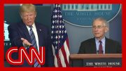 See the question Trump wouldn't let Dr. Fauci answer 5