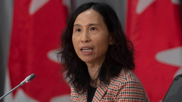 'We must keep this momentum': Dr. Theresa Tam on physical distancing 1