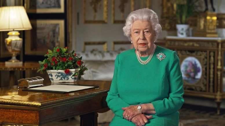 Breaking down the Queen's address on COVID-19 1