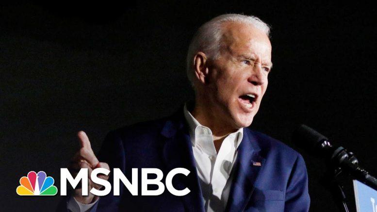 Joe Biden Wins Florida, NBC News projects | MSNBC 1