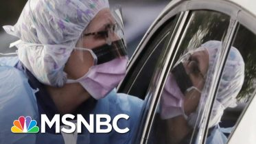 Critical Care Nurse: Lack Of COVID-19 Supplies Causing 'Fear And Insecurity' | The 11th Hour | MSNBC 10
