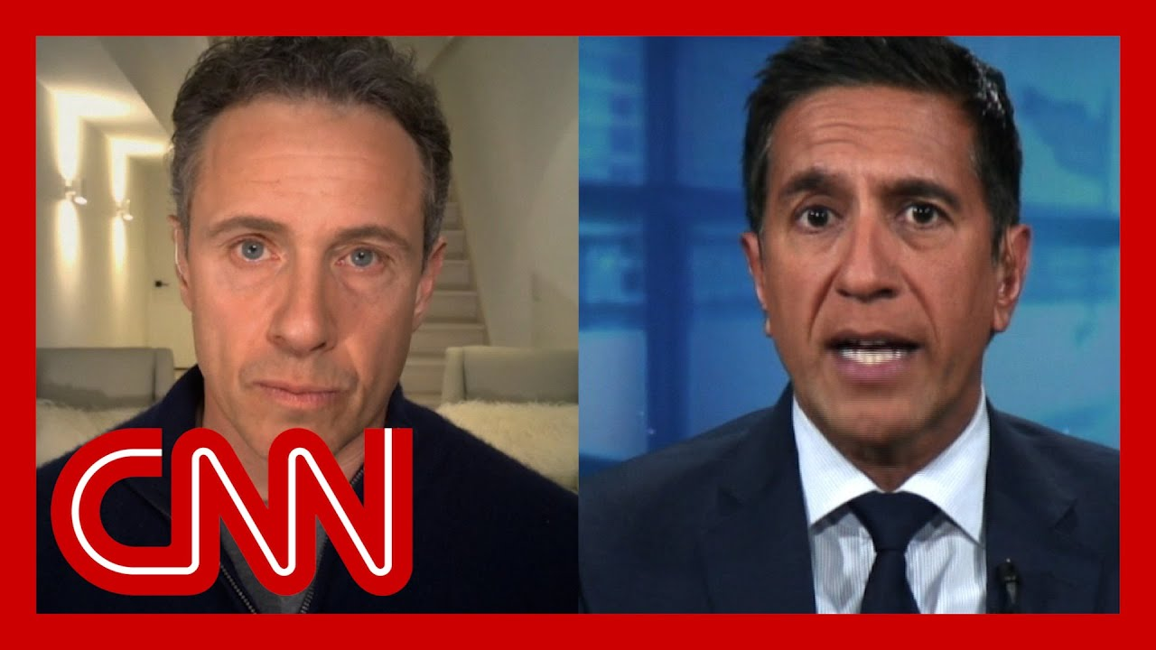 Chris Cuomo reveals his biggest fear after positive test for Covid-19 8