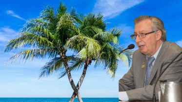 Frank Comito says sadly Caribbean Hotels Could Collapse