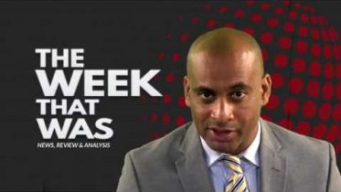 GRENADA'S HEALTH MINISTER NICKOLAS STEELE on THE WEEK THAT WAS 6