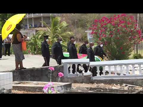 Funeral Service of Egbert John Shillingford Sr. 1