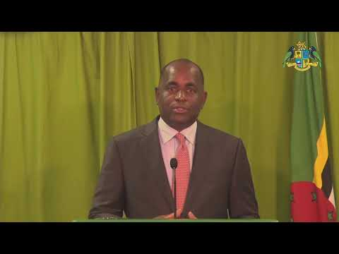 Prime Minister Roosevelt Skerrit Address to the Nation - 17th May, 2020 1