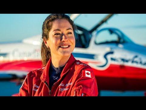 Canadian snowbirds member identified in crash 1