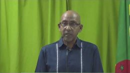 Statement by Dr Irving McIntyre Ministry for Health - 23rd May, 2020 6