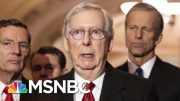 Sen. Mitch McConnell Downplays Talk Of Fourth Relief Bill | Morning Joe | MSNBC 3