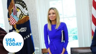 White House press secretary Kayleigh McEnany holds first briefing | USA TODAY 6