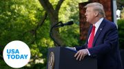 President Trump speaks at National Day of Prayer Service 2020 | USA TODAY 5