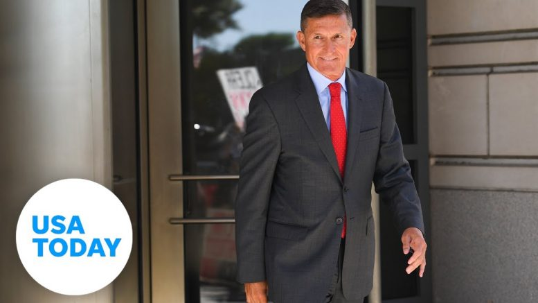DOJ drops case against Michael Flynn | USA TODAY 1