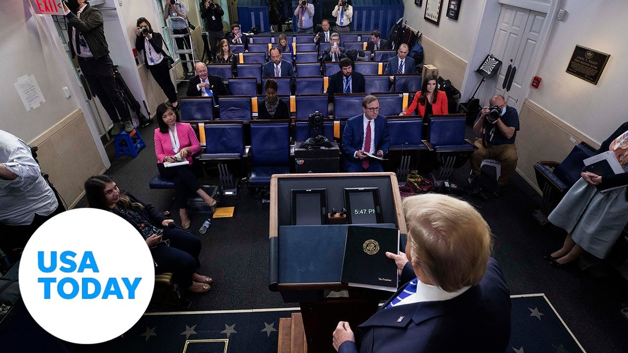 White House addresses coronavirus cases among West Wing staff | USA TODAY 1