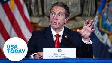 Gov. Andrew Cuomo holds daily coronavirus briefing | USA TODAY 6