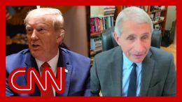 Trump says Fauci 'wants to play all sides of the equation' 5