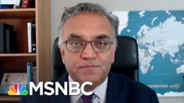 Dr. Jha: No Confidence There Would Be Enough Test To Reopen Schools In Fall | The Last Word | MSNBC 1