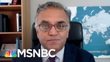 Dr. Jha: No Confidence There Would Be Enough Test To Reopen Schools In Fall | The Last Word | MSNBC 6