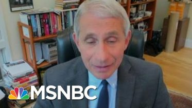 Dr. Fauci Warns Of Risks From Opening The U.S. Too Soon | Morning Joe | MSNBC 10