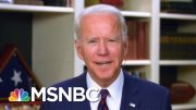Biden Defends His Decision To Campaign From Home During Virus | Morning Joe | MSNBC 4