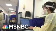 Doctors, Nurses Struggle With Mental Health As They Battle Coronavirus | Stephanie Ruhle | MSNBC 3