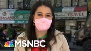 Radford: Latinos Are Being Affected By COVID-19 More Than Other Ethnicities | MSNBC 3