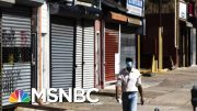 Pennsylvania Counties Battle Over Reopening Ahead Of Trump's Visit | MSNBC 3
