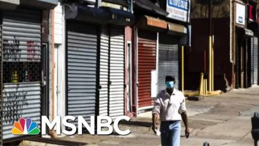 Pennsylvania Counties Battle Over Reopening Ahead Of Trump's Visit | MSNBC 5