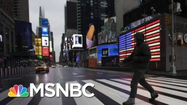 Cities Face A Reckoning As Working From Home May Become The Norm | Deadline | MSNBC 2