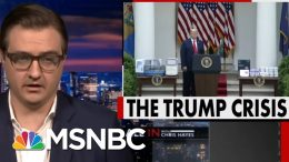 Chris Hayes: Trump Will Try To Lie To You About The Death Toll | All In | MSNBC 9