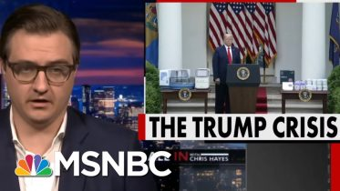 Chris Hayes: Trump Will Try To Lie To You About The Death Toll | All In | MSNBC 6