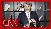 Christian Louboutin's inspiration behind his shoe designs 2