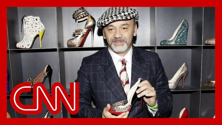 Christian Louboutin's inspiration behind his shoe designs 1