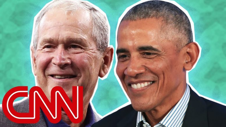 Trump could learn about leadership from Obama and Bush 1