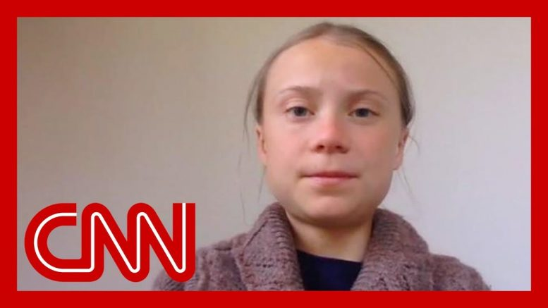 Greta Thunberg urges public to listen to the experts amid pandemic 1